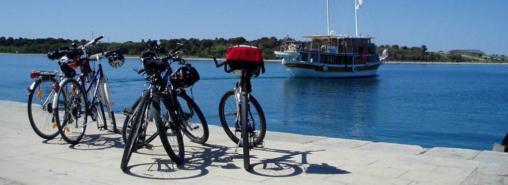 bike and boat croatia home page